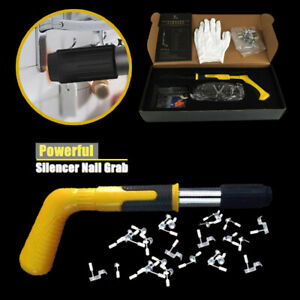 Silencer Nail Grab Kit Multifunctional Wall Fastening DIY Home Improvement Tool