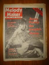 MELODY MAKER 1979 APR 7 SQUEEZE HUNTER PURSEY SHAM 69