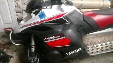 snowmobile YAMAHA FX NYTRO