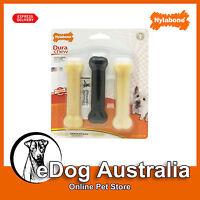 Nylabone Durable Triple Pack Dog Chewing Bone - NT106