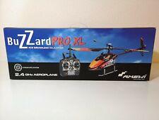 Amewi Buzzard Pro XL Brushless Rc Helikopter Hubschrauber Heli 25190 4Kanal Gyro