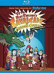 NEW! Seth MacFarlanes Cavalcade of Cartoon Comedy (Blu-ray Disc, 2009)