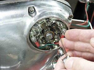 Lucas, Triumph, BSA Electrical DVD Course