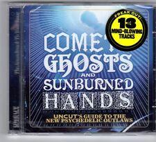 (GO956) Comets, Ghosts & Sunburned Hands, 13 tracks - 2007 - Sealed Uncut CD