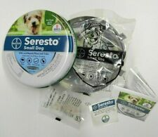 Bayer Seresto Flea and Tick Collar for small Dog,8 Months Protection Treatment