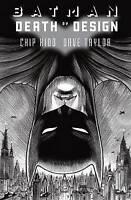 Batman: Death by Design TP by Chip Kidd 2013 DC Comics Graphic Novel