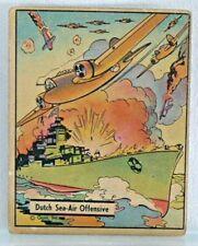 # 22 Dutch Sea Air Offensive War Gum 1941