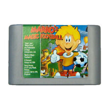 Marko Magic Football Sega Mega Drive Game USED