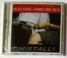 MILES DAVIS - PORGY AND BESS - CD Sigillato