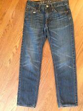 Men's American Eagle slim style medium wash denim jeans 26/28