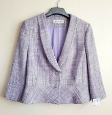 DAMSEL IN A DRESS LADIES LILAC JACKET / MOTHER OF THE BRIDE SIZE 18 RRP£175