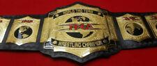 TNA World Tag Team Wrestling championship Belt adult size