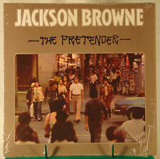 JACKSON BROWNE--The Pretender--LP