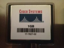 Genuine AIM-CUE-1GBCF Compact Flash CF Memory for Cisco
