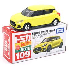 Takara Tomy TD Tomica BX0109 1/60 Suzuki Swift Sport Scale Model Car #VX101871