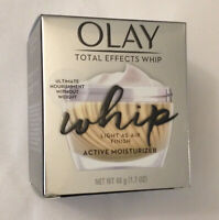 Olay Total Effects Whip Active Moisturizer With SunScreen  ~1.7Oz