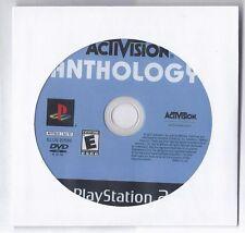 Activision Anthology (Sony PlayStation 2, 2002)