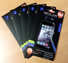 iPhone 6+ Screen Protectors Premium 5 Layer Protection with Kevlar (Lot of 5)