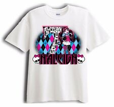 Monster High Personalized - Birthday T-Shirt Party Favor