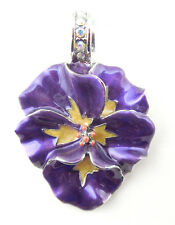 KIRKS FOLLY PERFECT PANSY MAGNETIC ENHANCER -  silvertone