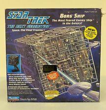 1994 Playmates STAR TREK The Next Generation BORG SHIP
