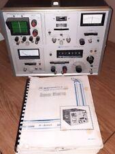 Motorola R1200a Communications Test Rf Service Monitor Amfm 100khz 999mhz