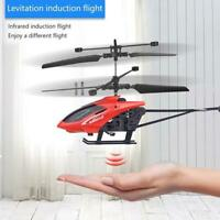 Quadcopter With Camera Mini Rc Infrared Induction Helicopter Aircraft Toy
