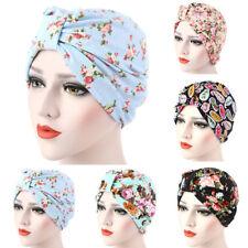 LC_ femme musulmane Extensible turban chapeau Cancer chimio casquette
