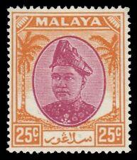 "SELANGOR 89 (SG103) - Sultan Hisam-ud-Din Alam Shah ""Keyplate"" (pf51081)"