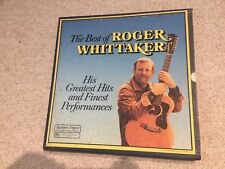 THE BEST OF ROGER WHITTAKER 5 RECORD SET READERS DIGEST RARE OOP MINT