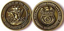 US Naval Criminal Investigative Service NCIS INVESTIGATOR BADGE  coin