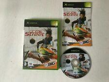 FIFA STREET 1 - XBOX FOOTBALL GAME / 360 COMPATIBLE - ORIGINAL & COMPLETE - VGC