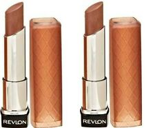 Lot of 2 New Revlon ColorBurst Lip Butter Lipstick Brown Sugar 020 x 2