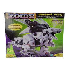 Rare Hasbro 2001 Zoids Berserk Fury Action Figure Model Kit 1/72 Scale