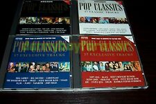 Pop Classics of the 70s 80s Seventies Eighties 4 CD Set Collection from 1992