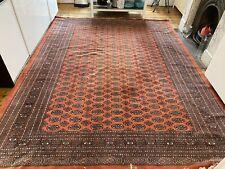 John Lewis Pakistan Bokhara Handmade Rug (extra Large size)