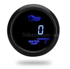"2"" 52mm Digital LED Car Water Temp Gauge Temperature Meter Sensor Kit AU Y6W9"