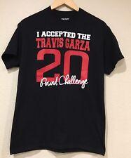 Travis Garza 20 lb Challenge Tee Shirt Medium