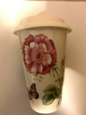 Lenox American by Design Travel China Coffee Cup New