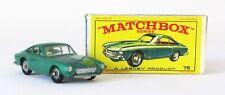 Vintage Lesney Matchbox #75 Ferrari Berlinetta Regular Wheel NEAR MINT IN BOX