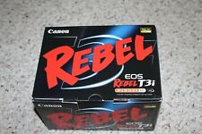 New Canon EOS Rebel T3i Digital SLR Camera with EF-S 18-55mm f/3.5-5.6 IS Lens