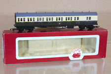Dapol E22 GW Gwr Crema de Chocolate Suburbano B Coach 6896 en Caja NG