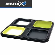 Fox Matrix Bait waiter loaded inc inserts - Köderablage zum Stippen & Feedern