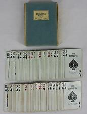 Congres 606 Cel-U-Tone Dual Deck Boxed Playing Cards, 2 Full Decks of 52 Cards