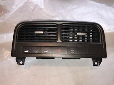 FIAT GRANDE PUNTO T-JET TOP VENT & SWITCH ASSEMBLY WITH ASR SWITCH/SILVER KNOBS