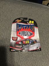 Jeff Gordon 1/64 Winner's Circle 2006 Hood Magnet Nascar Dupont Flames #24 47630