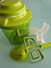 Tupperware Multichef grün