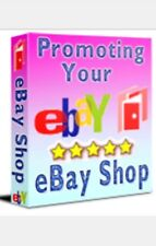 Promoting Your Ebay Shop - eBooks with Resell Rights - PDF