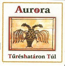 Aurora-türeshataron Tul CD OI SKIN street punk derkovbois