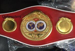IBF Boxing Championship Replica Belt Adult Size